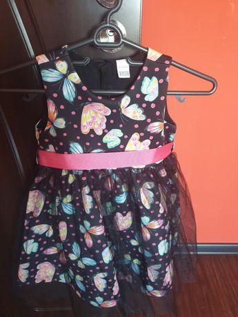 Детска рокля  размер 24-36 месеца