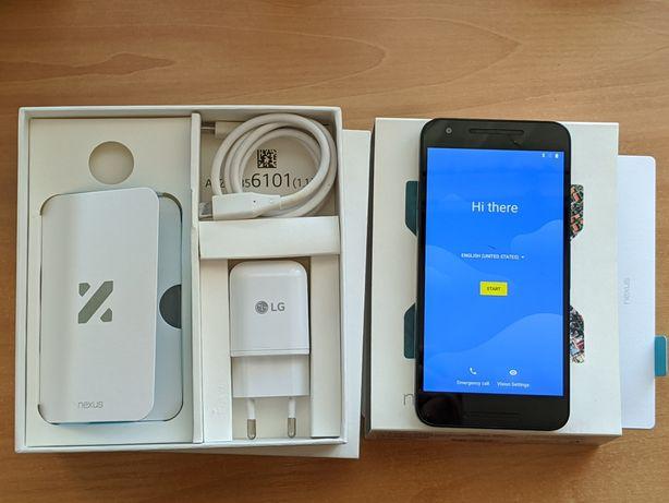 Telefon LG Nexus 5X 32GB + Huse