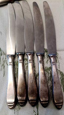 Vând cuțite argint