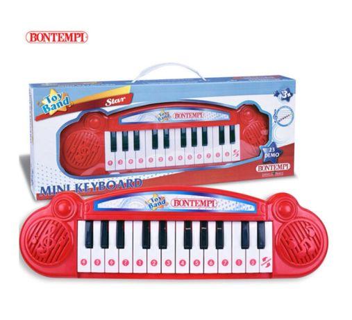 Детски синтезатор йоника пиано музикални играчки