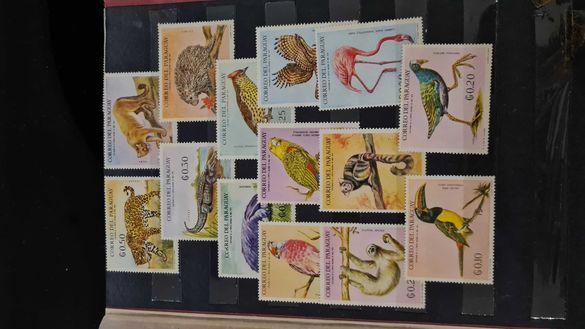 Пощенски марки, стари,запазени,разнообразни серии!