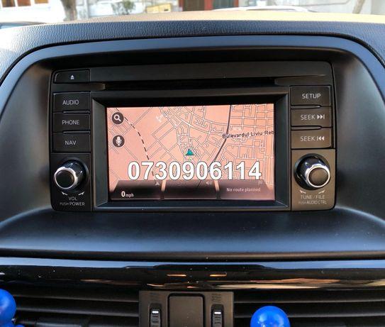 Mazda 6 CX-5 CX-9 update SD CARD harta NAVIGATIE NB1 Europa 2020