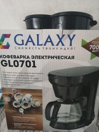 Кофеварка Galaxy