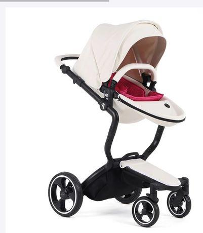 Продам детскую коляску бу один раз была на улице состояние отличное