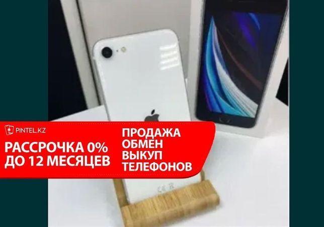 Рассрочка APPLE iPhone se 20 , 128gb black , айфон се 20 ,128, чёрный