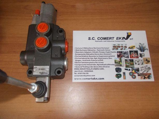 Distribuitor hidraulic flotant 40 litri - Distribuitoare hidraulice