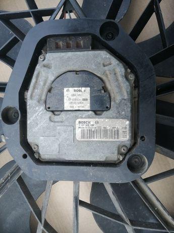 Ventilator Mercedes E-Class 2.2 CDI, 2005, cod 1137328109