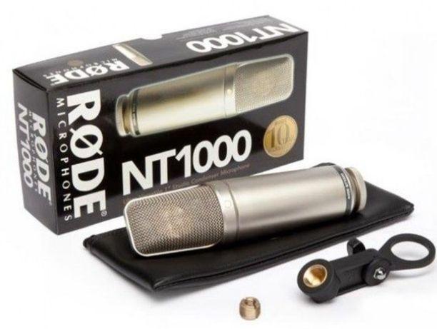 Продам Студийный микрофон RODE NT 1000