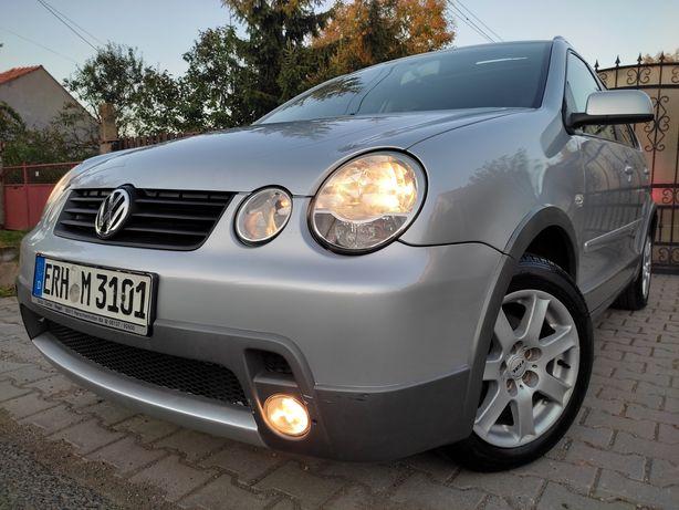 ~Volkswagen polo Cross Funn~1.4benzina~euro4~2005~adusa germania ~