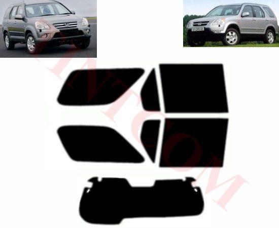 Honda CR-V (5 врати, 2002 - 2006) - Фолио за затъмняване на стъкла