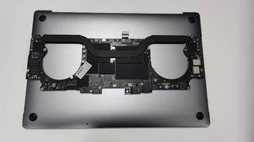 Placa de baza MacBook Retina 16 a2141 i7 2.6Ghz 16gb ram 5300m 512g