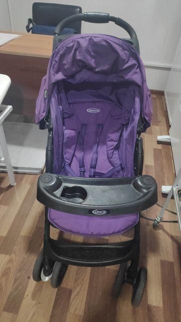 Graco, оригинал коляска+автокресло детское