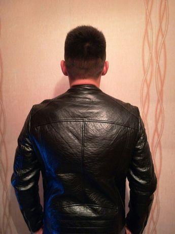 Кожаная куртка LTB