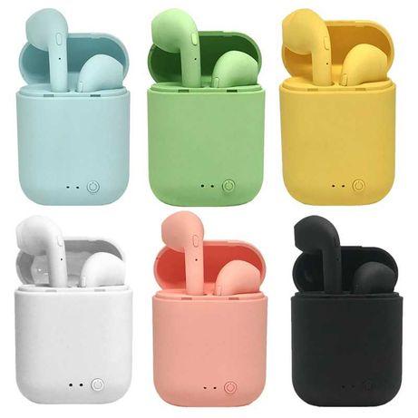 Wireless слушалки 5.0 с кутия за зареждане - 6 цвята