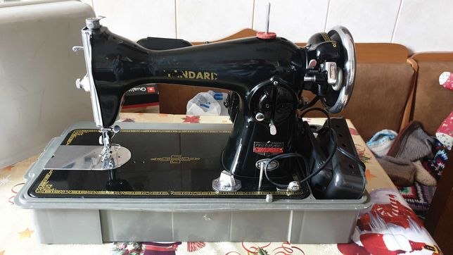 Masina de cusut precision sewing machine super deluxe
