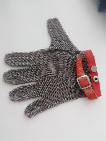 Кольчужная перчатка с 5палами