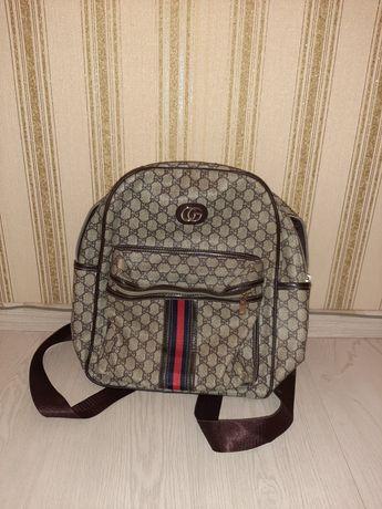 Школьный рюкзак гучи
