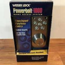 Weiser Yala Broasca electronica pentru ușa. Produs nou in cutie