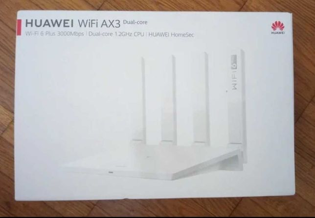 Продам новый роутер HUAWEI AX3