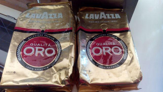 Cafea boabe Lavazza Oro