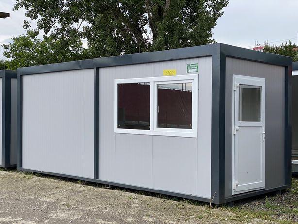 Container izolat ieftin dormitor magazin organizare santier
