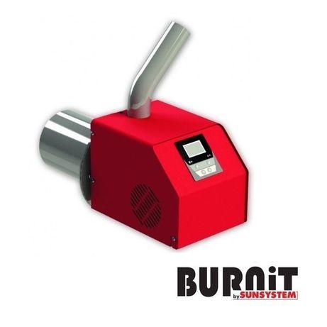 Arzator peleti Burnit Pell Eco 35 kw