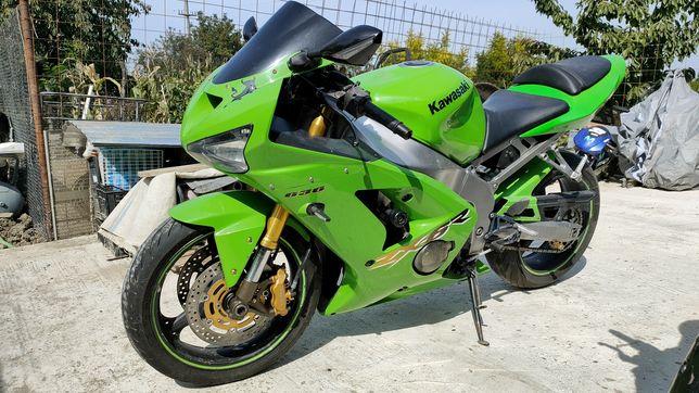 Kawasaki zx6 (636) Preț fix !!!