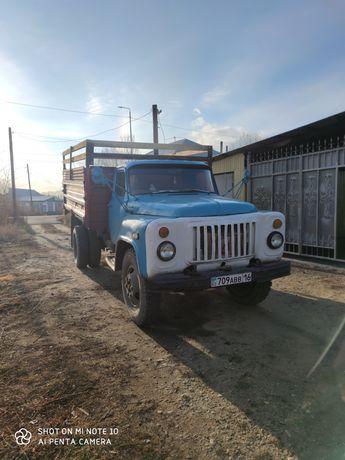 ГАЗ-53   услуги грузоперевозки, Газ