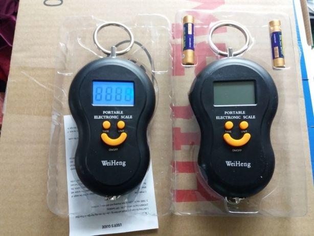 Точные электронные весы новые в упаковке