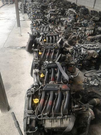 Двигатель на Лада Ларгус Рено 1.6 Lada Largus Renault К4М F4R K7M K4J