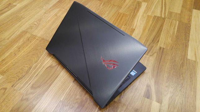 Laptop ASUS ROG STRIX ,Intel® Core™ i7-7700hq , video 8 gb GTX 1070
