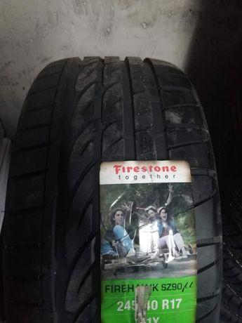 FIRESTONE SZ 90 245 40 R 17 Y летни / DOT 1510