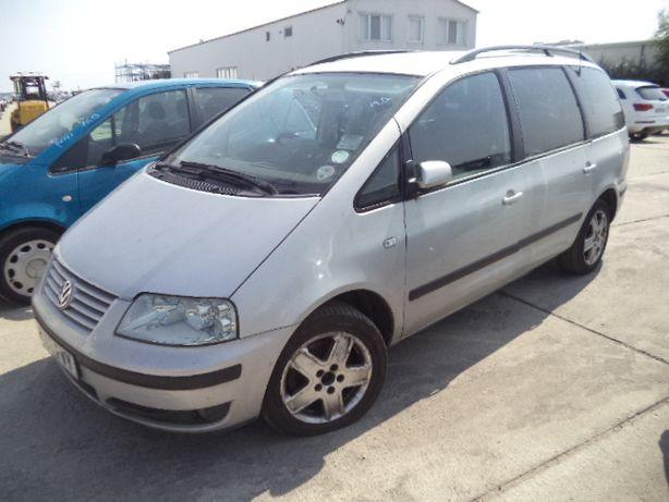 Volkswagen Sharan din 2000-2004, 1.9 tdi