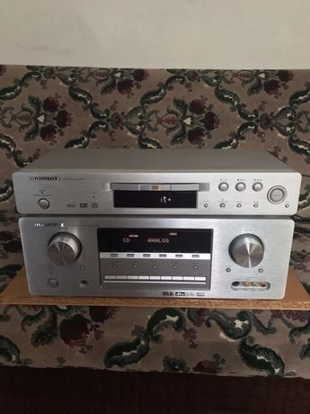 Marantz amplituner + DVD player impecabile ( nu Technics, Sony )