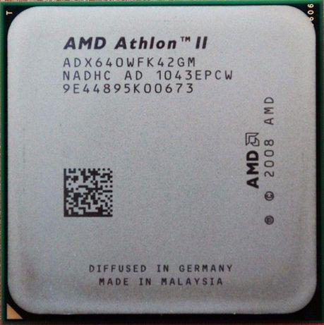 AMD Athlon II X4 640 /3.0GHz/