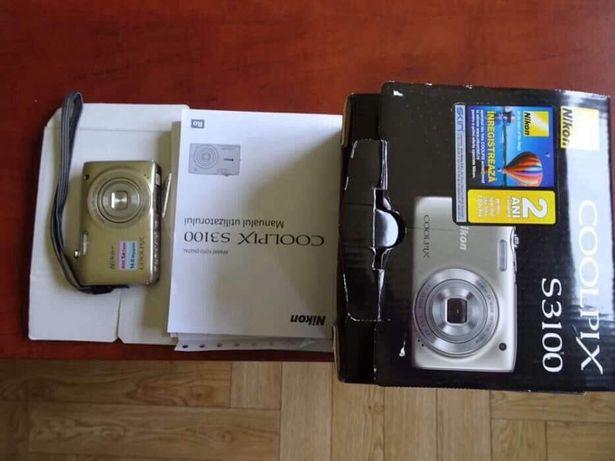 Vând Nikon Coolpix