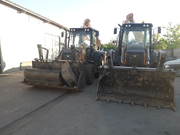 Inchiriez Prestari servicii buldoexcavator