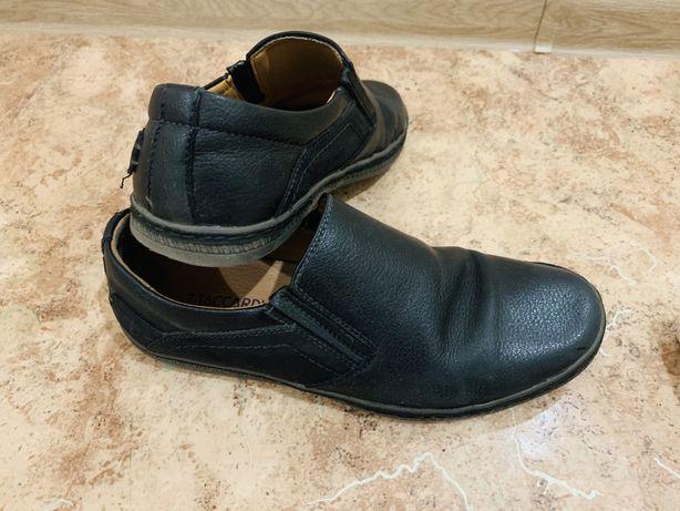 Школьная обувь на мальчика