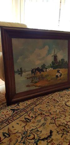 Tablou ..pictura in ulei pe panza