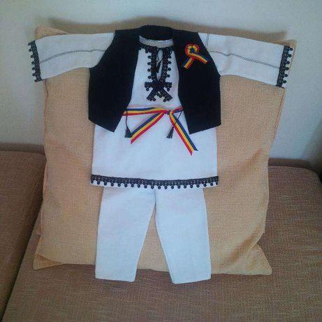 Costum popular baiat -botez