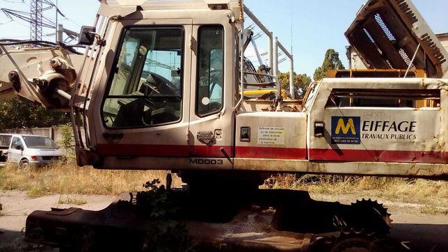 Dezmembrez Excavator Liebherr 934