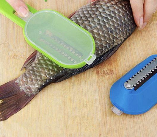 Уред за почистване на всички видове риба