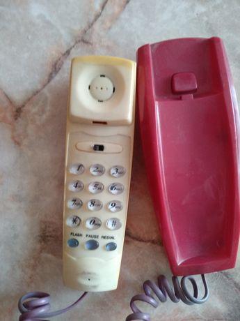 Отличный компактный домашний телефон рабочий