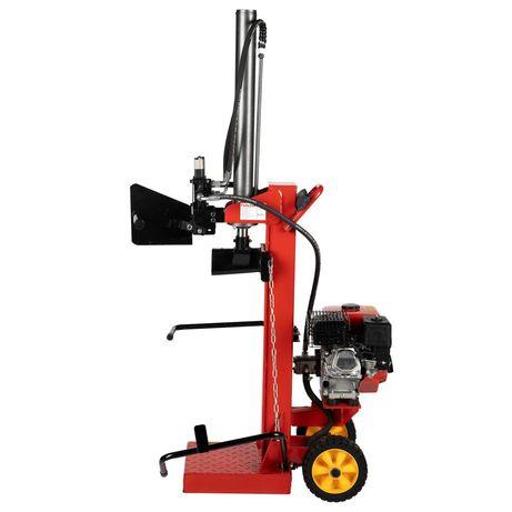 Despicator vertical 10T Micul Fermier GF-2216 lemn/busteni, 3000W