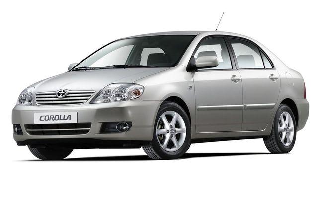 Продаю бензонасос Toyota Corolla