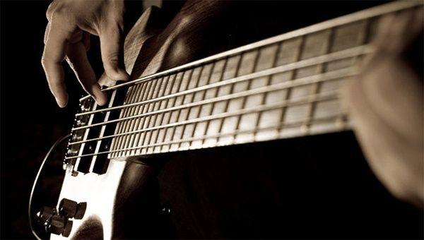 Бас-гитарист в группу
