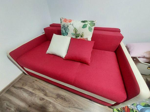 Canapea de calitate superbă extensibilă