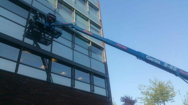 Spalare/curățare geamuri