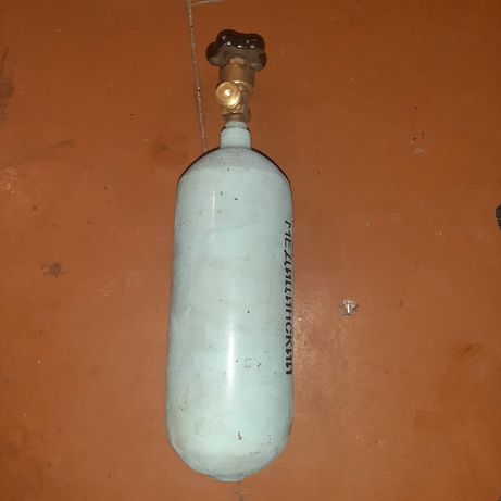 Кислородный балон 2 шт