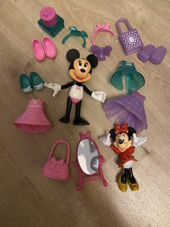Minnie mouse cu accesorii
